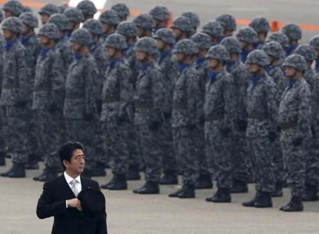 Giappone: cosa cambia con l'addio al pacifismo?